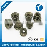 Carbon Steel Lock Nut Spring Steel Lock Nut Stainless Steel Lock Nut China Fastener Manufacturer