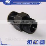 CNC processing competitive price hardware component ductile iron pipe fitting
