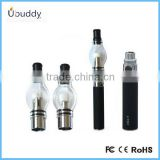 On sale $1.1 only dry herb vaporizer pen glass globe atomizer ceramic dry herb atomizer                                                                         Quality Choice