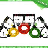 Adjustable Resistance Bands With Premium Comfort Anti-Snap D Handle                                                                         Quality Choice