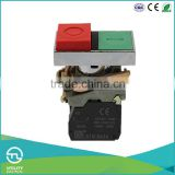 UTL Wholesale China Products 2 Position Bi-Color Led Electric Push Button Switch Double Pole