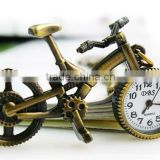 SW-461 Latest fancy style bronze refinement bike vintage small cheap promotional pocket watch