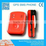 Beyond Emergency Aid Home&Yard Elderly Care Products with GSM SMS GPS Safety Features