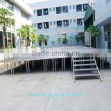 Concert performance outdoor stage design