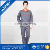 new style work men jacket and pants t/c canvas fabric workwear