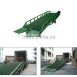 DCQY Mobile ramp horse trailer ramp
