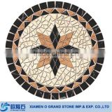 wholesale tile round mosaic granite medallion floor patterns