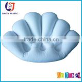 PVC Flocking Inflatable Bath Pillow