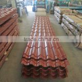 Pre Painted Sheet Metal For Roofing Material/Color Coated Roofing Sheet/Color Galvanized Steel Sheet