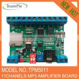 3W MP3 Decoder Board w/ Remote Amplifier Board