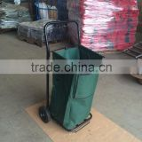 Lawn Garden Leaf Cart with Wheels TC2031