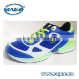 new popular styles of r.blue green men running shoes