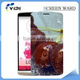 Real Premium!!! Mobile Phone Used Mirror Screen Protector For LG G4 Stylus, Screen Protector Wholesale/