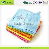 Magic towel for housekeeping washable colorful cloth microfiber