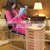 2016 New Arrival Home Steam Infrared Mini Sauna for electronic foot massager(CE/RoSH/ISO)