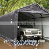 Customized PVC coated metal carport/car shelter/car tents garage