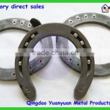 Chinese factory direct selling for iron wholesale race horse shoes