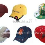 embroidery logo 100% cotton baseball cap sports hats trucker cap military cap wholesale 6 panel mesh baseball cap trucker hat