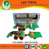 Hot-selling kids friction cheap farm tractors for sale