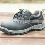 Cow leather electric shock proof safety shoes