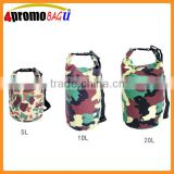 PVC tarpaulin floating boating ocean pack dry bag with valve backpack Waterproof Dry bag