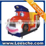 LSJQ-062 vintage kiddie rides amusement rides for sale/smart comercial playground Rotating vintage electric ride on bus
