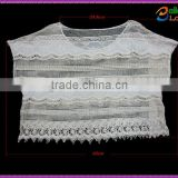 wholesale fashion embroidered Women Vintage ladies crochet top brand mens suits for dress
