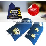 Embroidery bullion wire army epaulettes