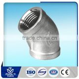 Reduce port ball valve thread sanitary hose connector pipe fitting product
