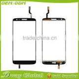 100% Test Touch Screen For LG G2 D802 D805 Digitizer Touch Screen Panel Sensor Lens Glass Replacement Parts
