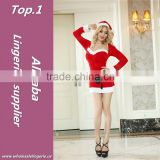 2015 new style christmas costume with high quality