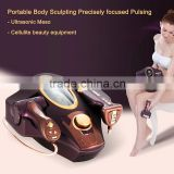 popular min beauty equipment portable home use ems body slimming beauty machine