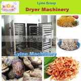 Lyine dryer machine for tea , fish driers, fruits and vegetables drying