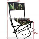Hot sale Fishing Folding Chair with rod support