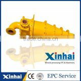 China Large Capacity Cyclone Separator Price , Energy Saving Cyclone Separator Used for mining