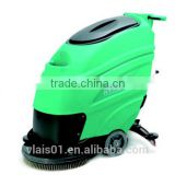 cable type Automatic scrubber Electric floor cleaning machine