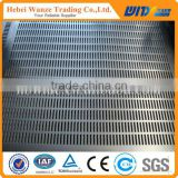 Sheets of stainless steel / round hole shape perforated metal sheet (FACTORY MANUFACTURER)