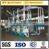 20 years facory supply small wheat flour making machine, wheat flour processing equipment