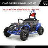4 STROKE GAS POWER PEDAL GO KART