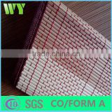 WYC-Bamboo placemats cheap price bamboo table mat /hot selling bamboo mat /Handmade bamboo table plate mat