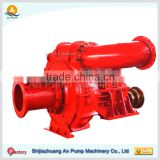 Horizontal Abrasion Corrosion Resistant diesel engine in suction gold dredging ship Sand dredging pump