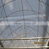 Multi-Span Agricultural Greenhouses Type and PC Shee Cover Material agricultural greenhouses