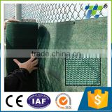 nylon mesh balcony safety net, shade net clips, 100% virgin hdpe balcony shade privacy fence net