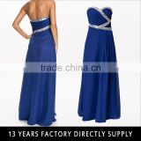 Fashion Ladies Sequin Straps long evening party wear gown custom Low Back Off Shoulder chiffon Maxi Dress