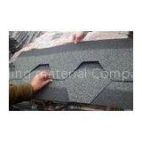 European Mosaic Asphalt Roofing Shingles / roof tiles for resort