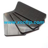 Toray glossy finish carbon fiber 3k plate thickness 1.2mm