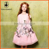 Girls dresses 2016 New Girls Dresses Wholesale Colorful Tutu Dress Wedding Party vintage dress Kids Formal Dresses