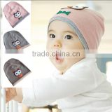 new autumn winter warm cotton infant hat
