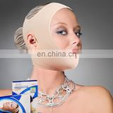 Skin Color Breathable Slim Mask Reduce Double Chin Beauty Face
