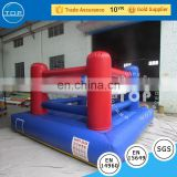 Inflatable Gladiator fighting arena inflatable boxing arena for kids